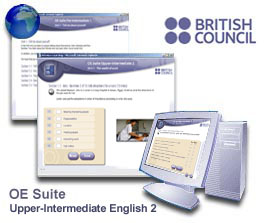 British Council Online English Suite - Upper-Intermediate 2