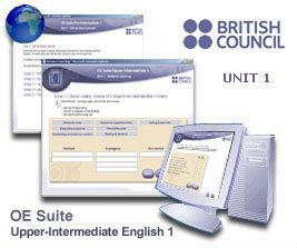 BC Online English Suite - Upper-Intermediate 1 (UNIT 1)