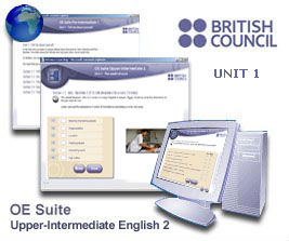BC Online English Suite - Upper-Intermediate 2 (UNIT 1)
