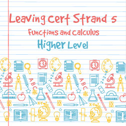 Strand 5 Higher Level Functions and Calculus