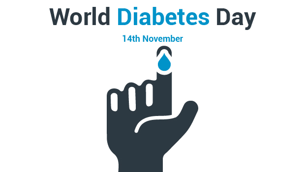 World Diabetes Day, 14th November