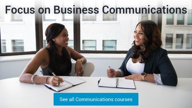 Alison's Free Business Communication Courses
