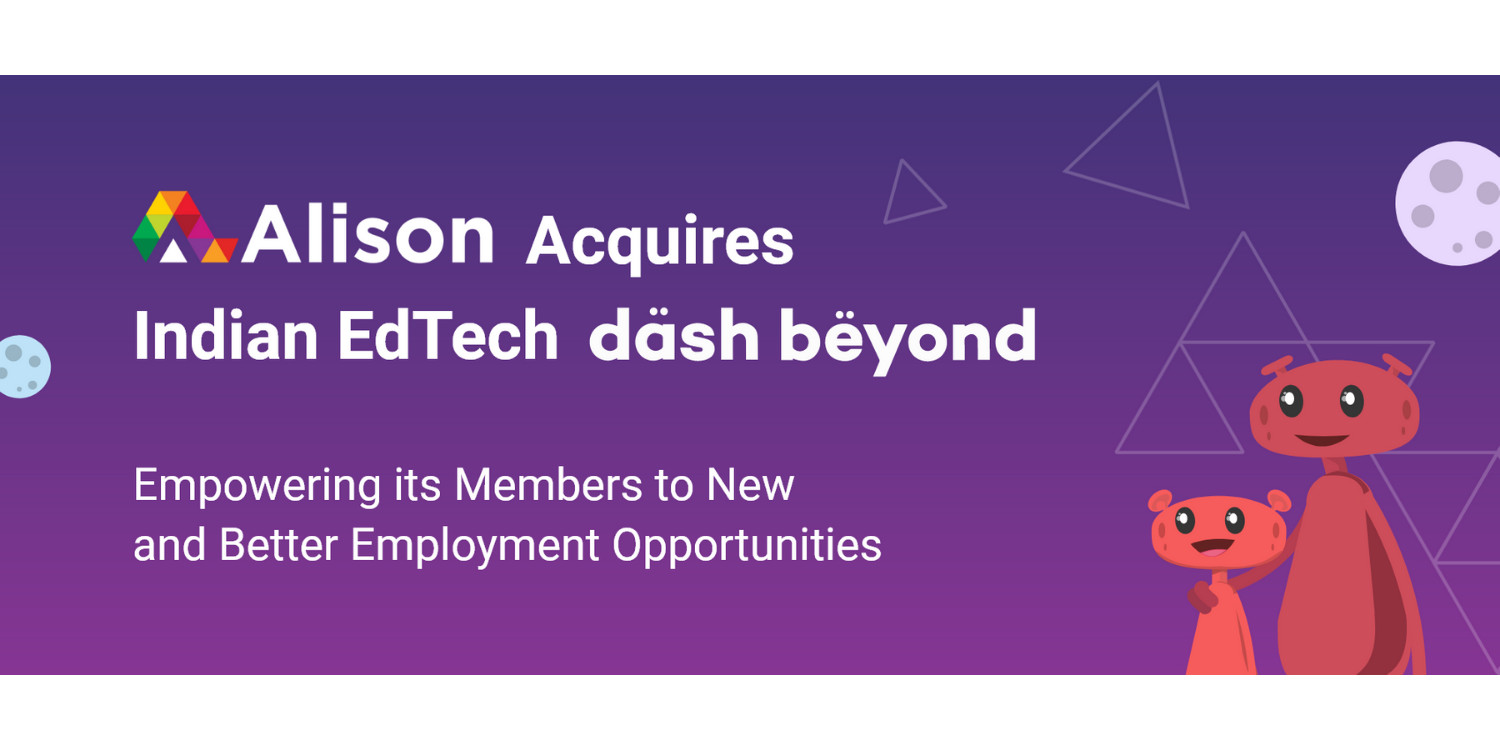 Alison Acquires Dash Beyond