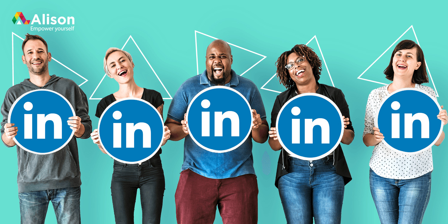 Alison Courses + LinkedIn Profile = Endless Opportunities!