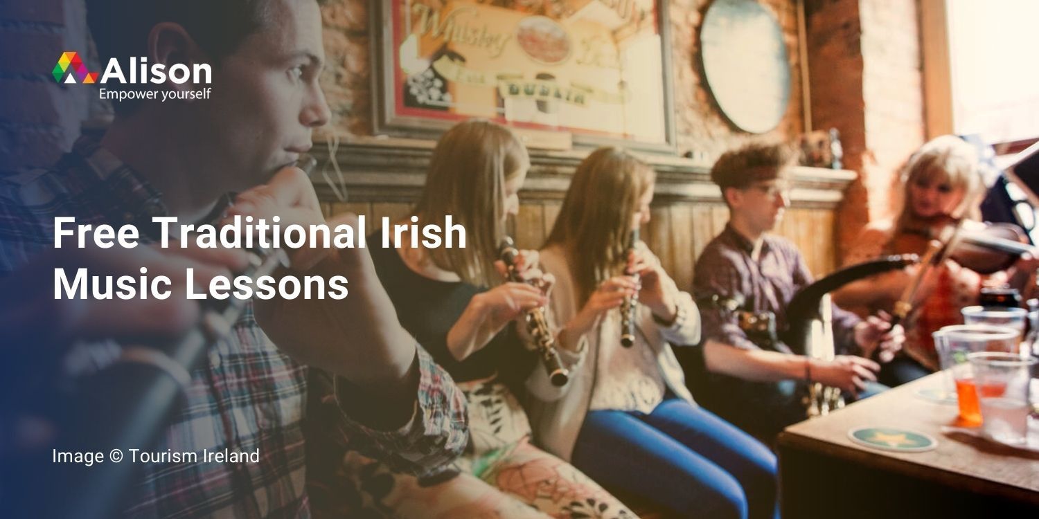 Learn From the Stars of Irish Traditional Music