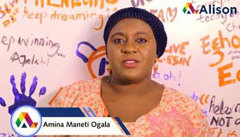 Amina Maneti Ogala