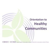 Ontario Healthy Communities Coalition